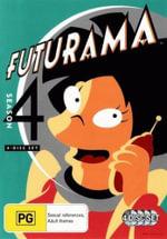 Futurama : Season 4 (4 Discs) - Roseanne Barr