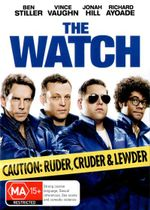 The Watch - Ben Stiller