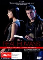Real Humans : Season 1 - Johan Paulsen