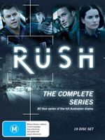 Rush : The Complete Series (19 Disc) - Rodger Corser