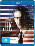 JFK (Director's Cut) - Kevin Costner