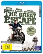 The Great Escape (50th Anniversary) - Steve McQueen