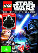 Lego Star Wars : The Empire Strikes Out With Figurine - Anthony Daniels