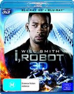 I Robot (3D Blu-Ray/Blu-ray) (1 Disc) - Bridget Moynahan