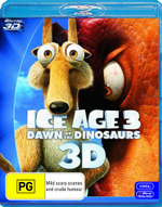 Ice Age 3 : Dawn of the Dinosaurs (3D Blu-ray) - Ray Romano