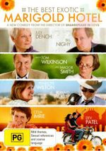 The Best Exotic Marigold Hotel - Judi Dench
