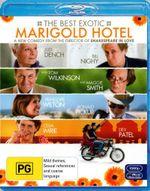 The Best Exotic Marigold Hotel - Judi Dench