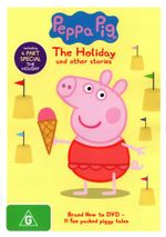 Peppa Pig : The Holiday - Alice May