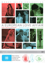 A European Love Affair (Woody Allen Collection : Vicky Christina Barcelona / Midnight in Paris / To Rome with Love) - Rebecca Hall