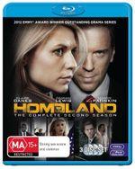 Homeland : Season 2 - Claire Danes