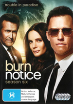 Burn Notice : Season 6 - Jeffrey Donovan