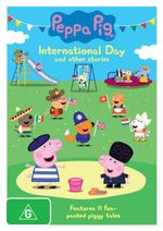 Peppa Pig : International Day - Harley Bird