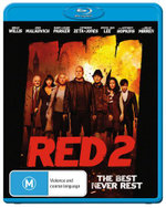 Red 2 - Bruce Willis