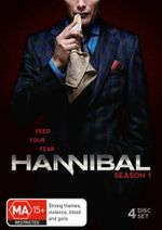 Hannibal : Season 1 (6 Disc) - Hettienne Park