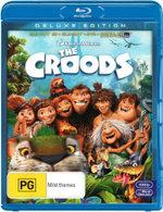 The Croods (3D-Blu-ray/Blu-ray/DVD/UV) - Nicolas Cage