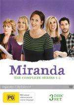 Miranda : The Complete Series 1-3 (Boxset) - Miranda Hart