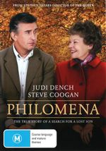 Philomena - Judi Dench