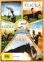 Flicka / Flicka 2 : Friends Forever / Flicka 3: Best Friends / My Friend Flicka / Thunderhead: Son of Flicka - Tim McGraw