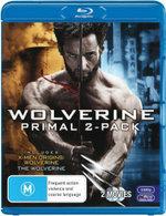 Wolverine Primal : X-Men Origins: Wolverine / The Wolverine - Hugh Jackman