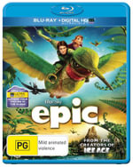 Epic (Blu-ray UV) - Colin Farrell