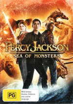 Percy Jackson : Sea of Monsters - Logan Lerman