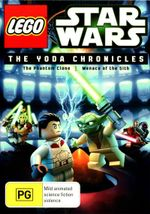 Lego Star Wars : The Yoda Chronicles: The Phantom Clone / Menace of the Sith (1 Disc) - Brian Dobson
