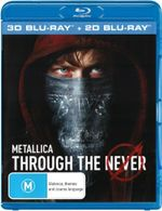 Metallica : Through The Never (3D Blu-ray/Blu-ray) - Dane Dehaan