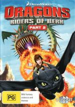 Dragons : Riders of Berk - Part 2 - Zack Pearlman