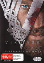 Vikings : Season 1 - Travis Fimmel