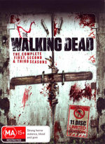 The Walking Dead : Season 1-3 (Boxset) - Andrew Lincoln