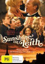 Sunshine on Leith - Peter Mullan