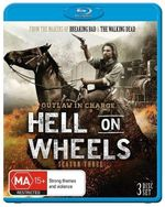 Hell On Wheels : Season 3 - Anson Mount