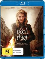 The Book Thief : Blu-Ray Disc and Digital Copy - Sophie Nelisse