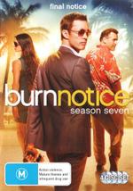 Burn Notice : Season 7 (Final Notice) - Jeffrey Donovan