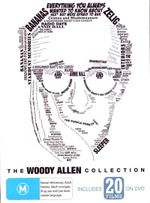 The Woody Allen Collection : (Alice/Annie Hall/Another Woman/Bananas/:Broadway Danny Rose/Crimes and Misdemeanors/Everything You Always Wanted to Know - Chiwetel Ejiofor