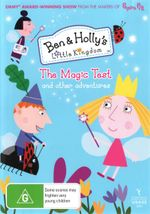 Ben and Holly's Little Kingdom : The Magic Test and Other Adventures - Sarah Ann Kennedy