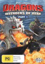 Dragons : Defenders of Berk - Part 1 - Jay Baruchel
