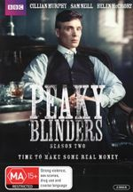 Peaky Blinders : Season 2 - Cillian Murphy