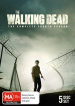 The Walking Dead : Season 4 - Andrew Lincoln