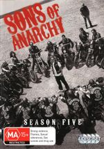 Sons of Anarchy : Season 5 - Mark Boone Junior
