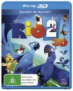 Rio 2 (3DBlu-ray/Blu-ray) - Anne Hathaway