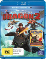 How to Train your Dragon 2 (Blu-ray/UV) - Jay Baruchel