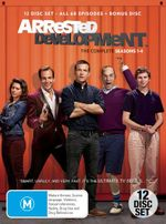Arrested Development : Season 1-4 - Jason Bateman