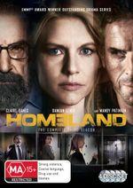 Homeland : Season 3 - Claire Danes