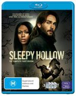 Sleepy Hollow : Season 1 - Tom Mison