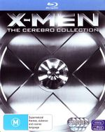 X-Men Cerebro Collection : 7 Disc - Patrick Stewart