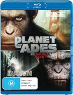 Rise of the Planet of the Apes / Dawn of the Planet of the Apes - James Franco