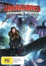 Dragons : Defenders of Berk - Part 2 - T.J. Miller
