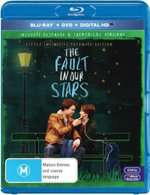 The Fault In Our Stars (Little Infinities Edition) (Blu-ray/DVD/UV) - Shailene Woodley