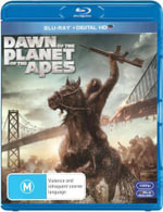 Dawn Of The Planet Of The Apes (BD/UV) - Jason Clarke